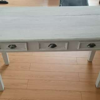 Console Table on sale for cheap