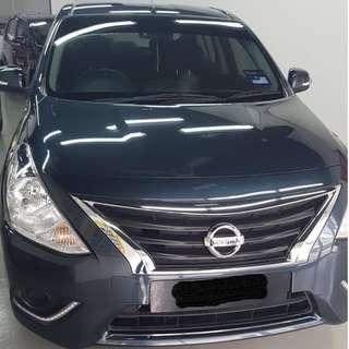 Sewa Beli Kereta Tanpa Loan Bank 2016 Toyota Almera 1.5 (A)