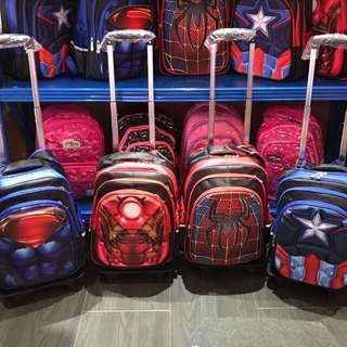 Kids Trolley Bag for Boy
