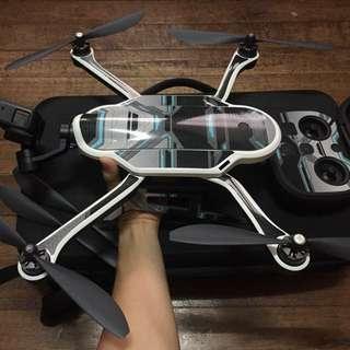 GoPro Karma Drone + GoPro Hero 5 + Accesories