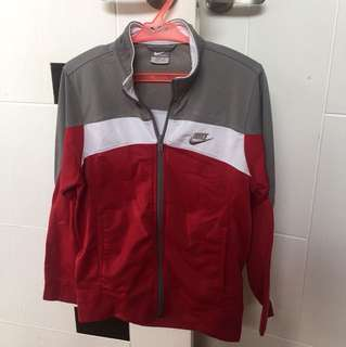 Authentic nike jacket