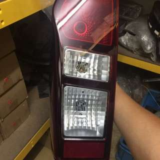 Isuzu D-max tail lamp