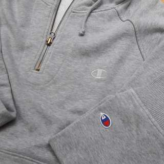 Champion Hoodie with Zipper
