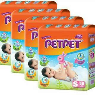 Petpet jumbo pack (4packs)