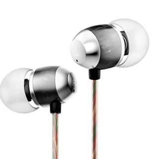 APIE Premium Genuine Wood Corded In-Ear Headphones