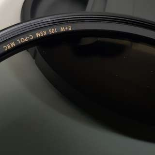 Canon 10-22mm comes with 105mm CPL and Lee filter