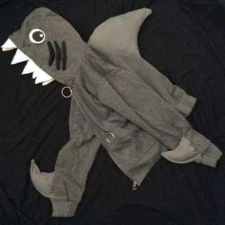 Baby Shark Hoodie Costume