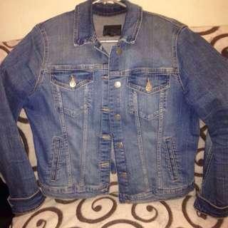 Dynamite denim jacket