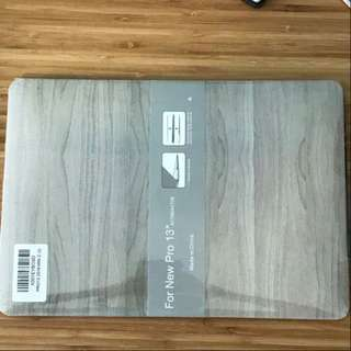 BN Macbook Pro 13 Case Wood Design