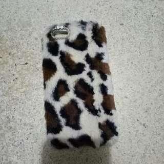 Oppo F1S furry case