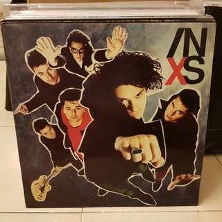 INXS X Vinyl LP Original Pressing Rare