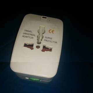 Travel Universal power adapter