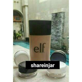 Share in jar E.L.F acne fighting foundation