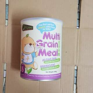 Organic Forest Multi Grain Meal 200g