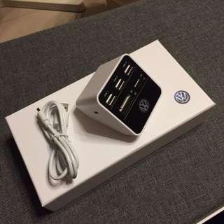 🚚 福斯多用讀卡機(MS.SD.M2.TF.USB)