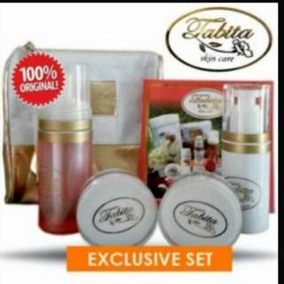 PROMO 2 SETS - TABITA EXCLUSIVE INCL HOME DELIVERY