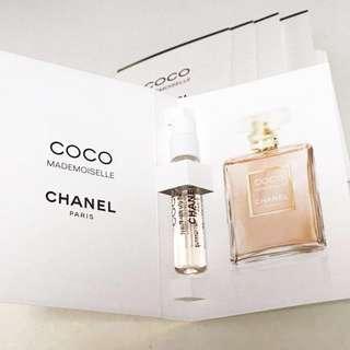 SALE ITEM! BN Chanel Coco Mademoiselle EDP 2ML
