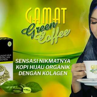 Gamat Green Coffee