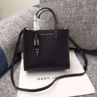 Marc Jacobs Mini Grind Leather Bag