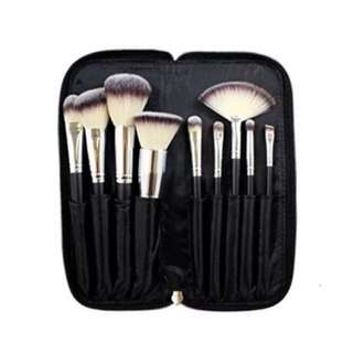 100% authentic morohe vegan brush set
