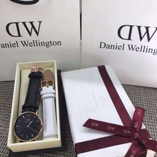 Daniel Wellington Watch free shipping nationwide (swipe left)