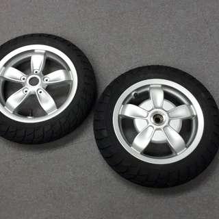 Brand New Vespa Primavera Rims & Tyres
