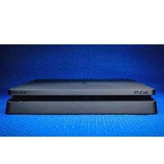 PS4 Slim Console(NEW)