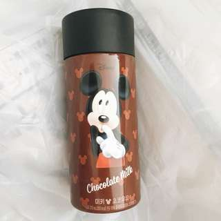 Korea Mickey Chocolate Milk