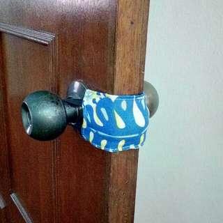 Door latch cover