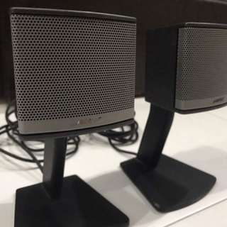 Bose Speakers Entertainment (Twin)