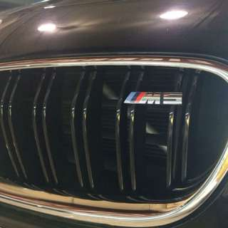 BMW M5 Front Grill