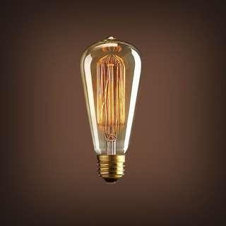 🚚 全新✨ LED愛迪生燈泡 復古鎢絲燈泡 220v