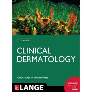 Clinical Dermatology (Lange Medical Books) (1st Ed)