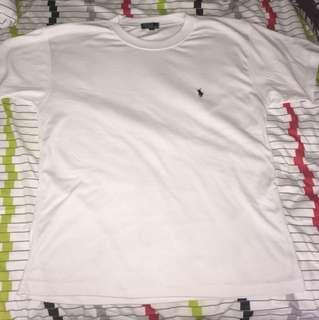 Ralph Lauren Shirt (White)