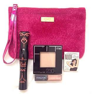Ipsy pouch + Brand new makeup bundle