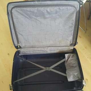 Samsonite big hard case cargo bag luggage spinner