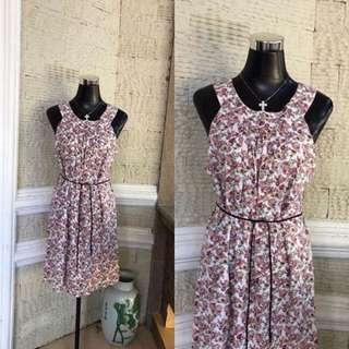 Preloved flower dress