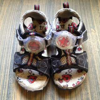 Snoopy sandals