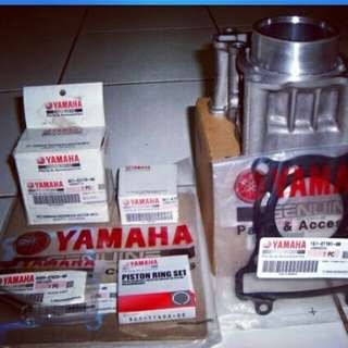 Block Fz ORIGINAL Hong Leong Yamaha