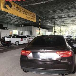 Audi S5 2011. 3.0cc