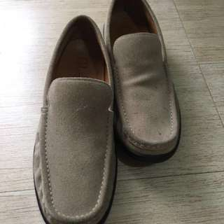Cole haan and Zara Loafers
