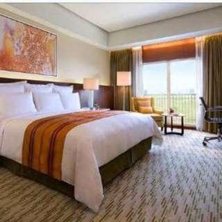 Resorts World Marriot hotel