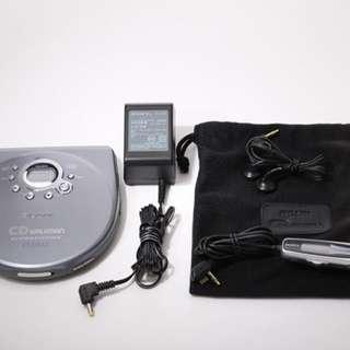 Sony 手提CD機 九成新 92223653 $600