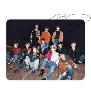 Wanna One mouse pad