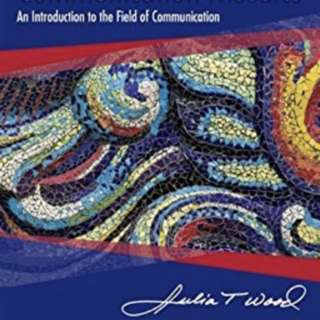 Communication Mosaics by Julia Woods