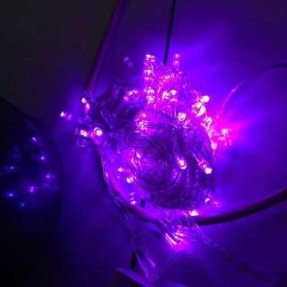 Lampu tumblr ( ungu)