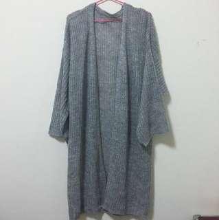 🚚 針織外套(灰)