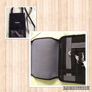 Buy 1 Take 1 Gadgets pouch plus travel pouch