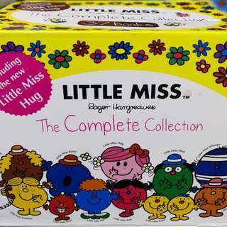 Little Miss Mr Men 87 books