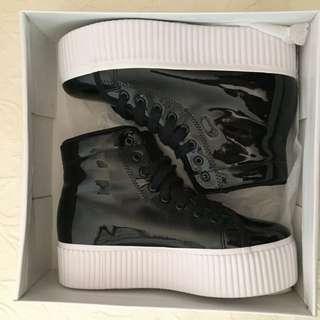 Jeffrey Campbell Platform Boots Size 8